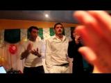 Аркадий Кобяков, Эрнест Баграмян, Геннадий Грищенко в Н.Новгороде, кафе Жара 21