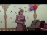 16)Концерт в ДМШ №1 Скрипка - Белая акация 7.04.2017 (Нижнекамск)