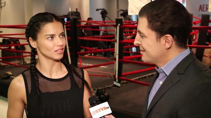 Adriana Lima Teaches You to Train Like An Angel Behind The Velvet Rope with Arthur Kade_subs