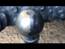 Тест преобразователя ржавчины Wuerth спустя 2 недели