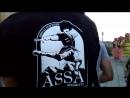 Азербайджанский танец Яллы Ансамбль Каспий. Крепость Нарын-Кала