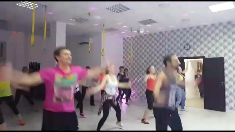 Кусочек танцуль любимых! (Joy fitness-studio)