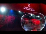 Жеребьевка Чемпионата Мира по Fifa 17 Match bar
