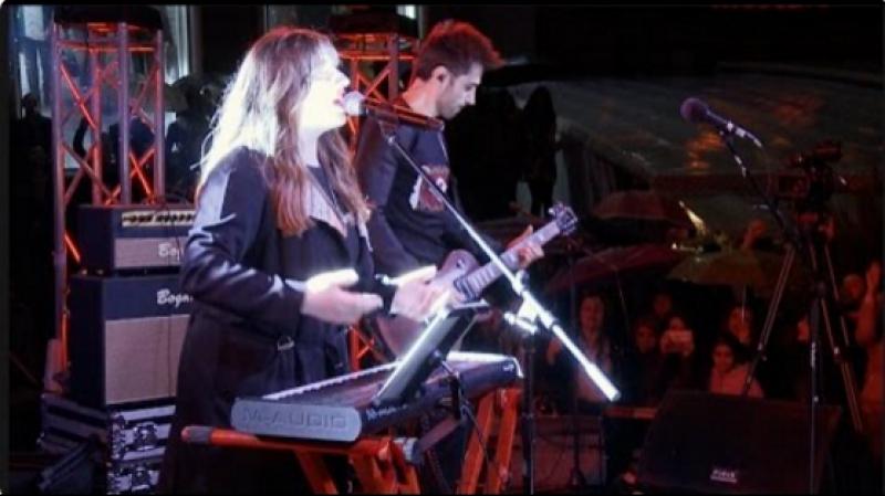 Garik Sona - ampi takic (live at Aznavour square)