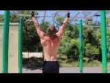 Как накачать спину. Мощная тренировка спины без железа