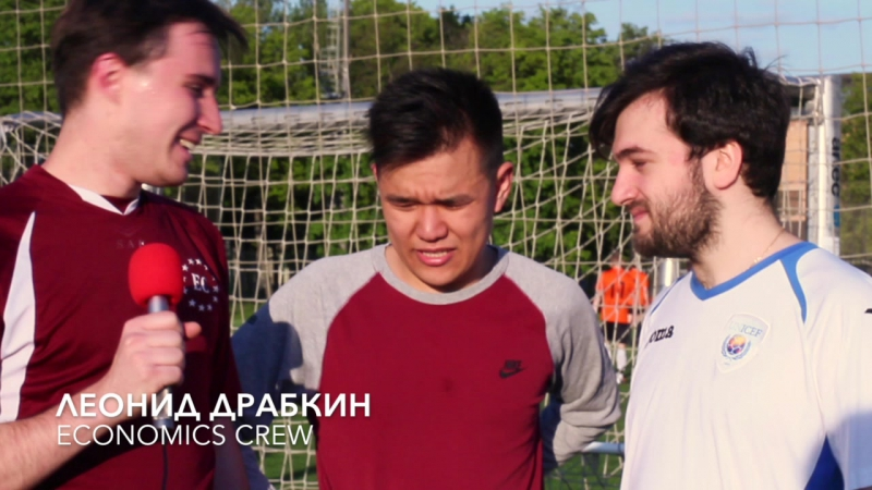 Леонид Драбкин Бился как Спартак за Экономикс! (EC - LX XVIII тур)