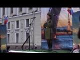 Концерт военной песни на Дворцовой площади. Прямая трансляция