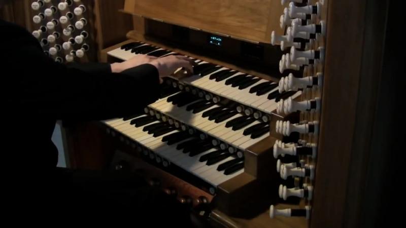 LISZT HUNGARIAN RHAPSODY NO. 2 - SCOTT BROTHERS DUO (PIANO ORGAN)