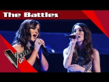 Lucy Kane vs. Nadine McGhee - Time After Time (The Voice UK 2017)