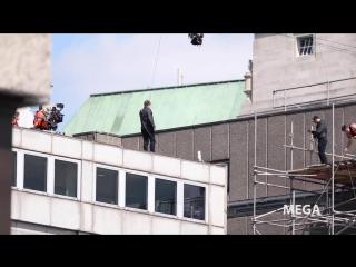 Миссия: невыполнима 6   Съемки: Неудачный трюк Тома Круза