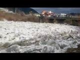Спір на річці Чорний Черемош, Верховина