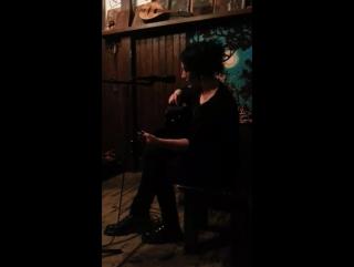 Виктория Леонова - Красная песня (04.11.2016 клуб