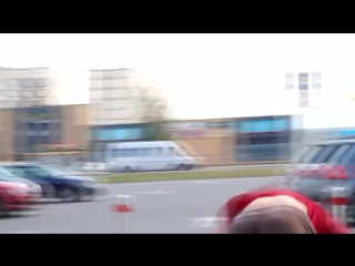 Andrew inf 2011 Parkour Freerun
