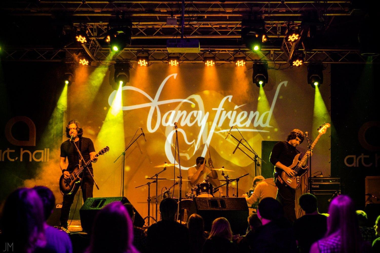 Альбом Fancy Friend — Взаимодействия (Reissue)