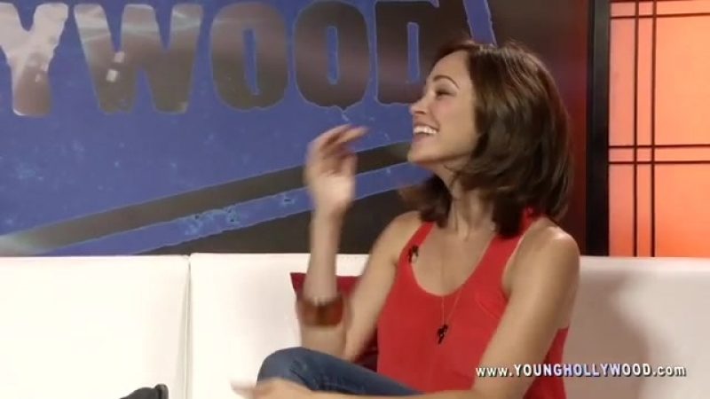 Autumn Reeser Young Hollywood 2010 about No Ordinary Family