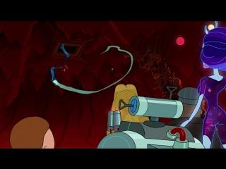 Rick and Morty (Рик и Морти) 3 сезон 4 серия. Озвучка Сыендук