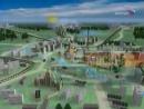 Прогноз погоды, переход с России на Бибигон, реклама и программа передач Россия, 28.09.2007