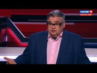 - И ты меня санкциями пугаешь?!  Российский журналист-международник Петр Федоров о западных санкциях.