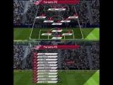 Графическое оформление МЛС - FIFA18