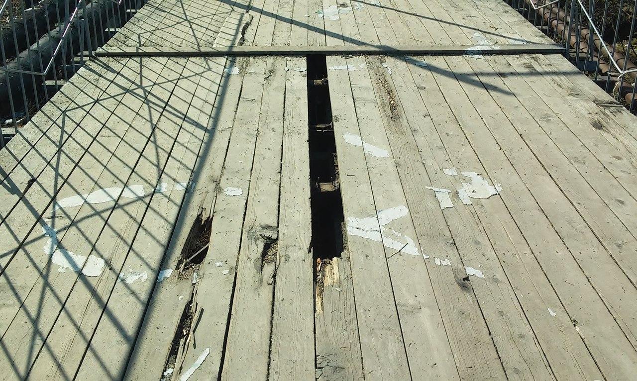 Администрацию Зеленчукского сельского поселения обязали отремонтировать мост
