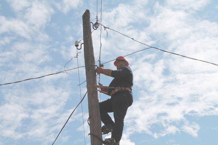 Потребители электроэнергии из Зеленчукского района наиболее дисциплинированные в Карачаево-Черкесии