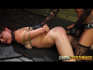 Kaisey Dean,Marina Angel,Esmi leelesbian,hardcore,punishment,bdsm,strapon,gonzo,hd porno