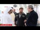 Владельцем самой выносливой лошади в мире стал Рамзан Кадыров, подарок от Шейха Хамдана Аль Мактума