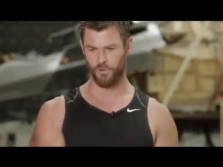 Тор «Мстители Война бесконечности»  Chris Hemsworth Thor -  Avengers Infinity War