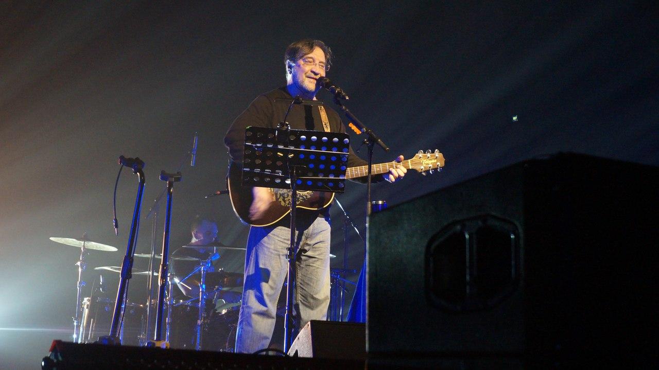 Когда концерт ддт в москве 2018