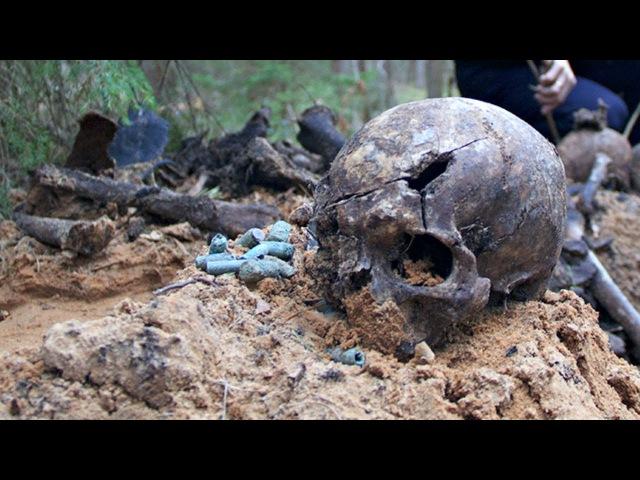 Улады не прызнаюць масавых расстрэлаў у Віцебскіх Курапатах Борьба за Витебские Куропаты Белсат