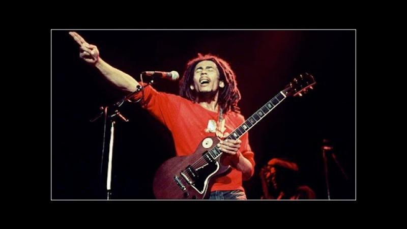В память о Bob Marley композиция No more trouble виртуозно исполненная музыкантами разных ...