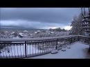 Зима 2016 года в Абхазии