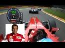 Arnold Schwarzenegger F1 Race
