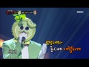 King of masked singer 복면가왕 'melon' 2round Rain and You 20170716