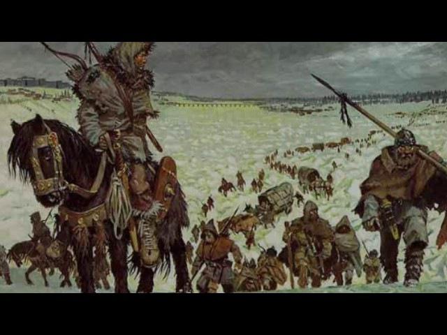 Варварский мир. Великое переселение народов (рассказывает историк Олег Ауров)