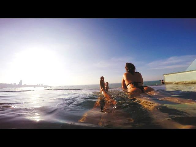 GoPro: Thailand Pattaya | Тайланд Паттайя | Walking Street | Hilton Pattaya | amazing POV trip