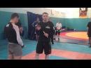 Спортивный ножевой бой,часть 2. Академия СНБ (sportknife Russia).