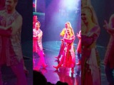 English girls dancing on indian song in cruise Amazing video