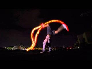【RAVERS】 LED SHOES DANCER
