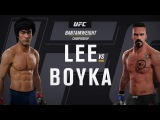 EA SPORTS UFC 2 Bruce Lee v Yuri Boyka