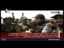 بث مباشر: لحظة التقاء وحدات الجيش مع القوات &