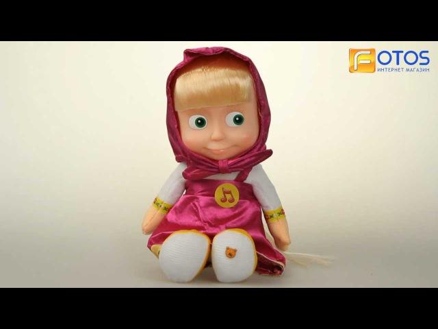 Мягкая игрушка Мультипульти Маша