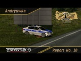 Report No.18 МаксМаксис  TruckersMP ID 1177183 Ramming