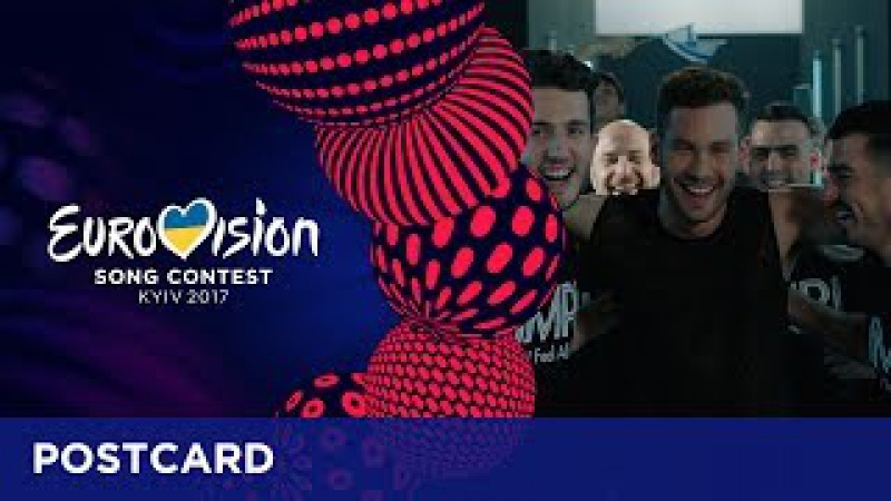 Postcard of IMRI from Israel - Eurovision Song Contest 2017