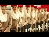 Emirates Cabin Crew at Dubai Mall  Emirates Official Store &amp A380 Experience