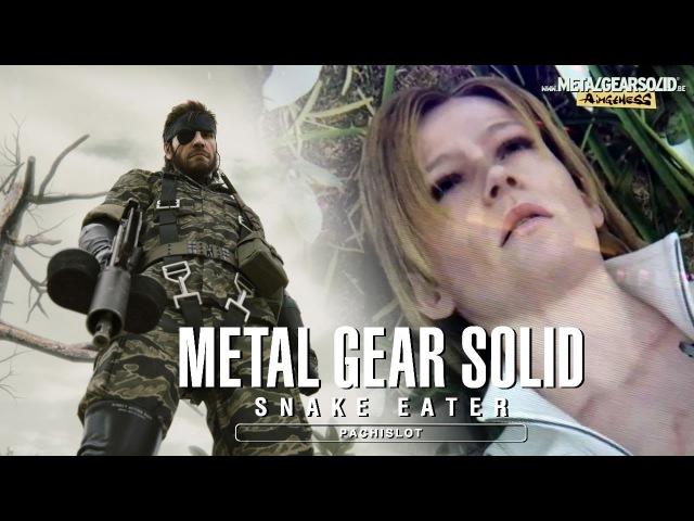 Cutscenes Metal Gear Solid 3 Snake Eater - Pachislot