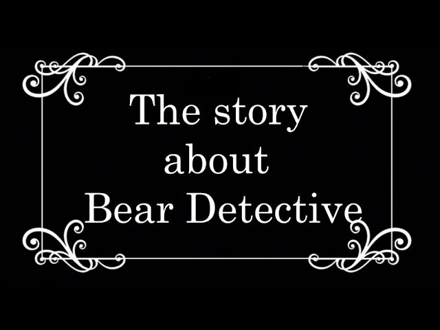 Vocaloid Original The Story about Bear Detective Cyber Diva Hatsune Miku