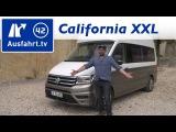 2017 VW California XXL - Was kann der neue Crafter Camper von Volkswagen