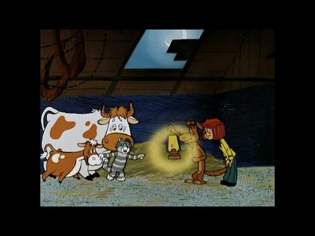 Каникулы в Простоквашино (1980) мультфильм HD 1080