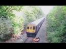 ЗА СЕКУНДУ ДО... 11 случаев удивительного спасения людей из под поезда в последнюю секунду!